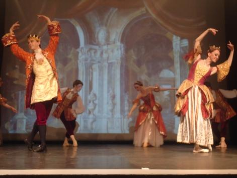 2 Ballet Princesse au Petit Pois Crédit photographique Bernadette Plagemime